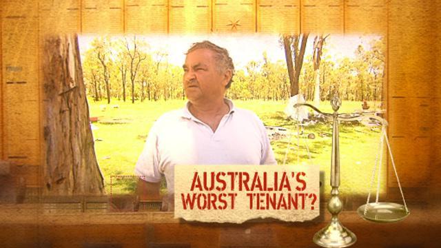 Milat brother Australia's worst tenant?