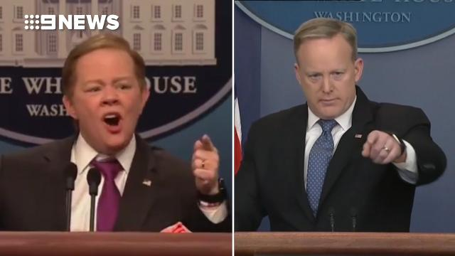 Memorable moments from Sean Spicer's tenure as Press Secretary