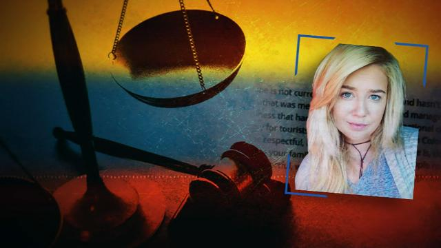 Colombian authorities ask Cassie Sainsbury to snitch on cocaine cartel