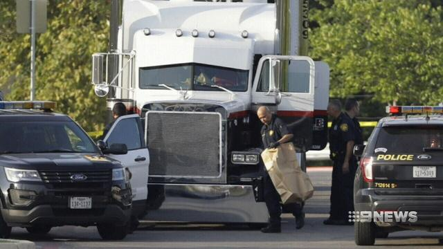 Hot truck claims nine migrant lives in Texas