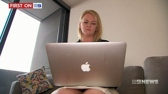 Young mother changes her life with Centrelink