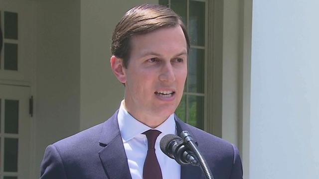 Kushner used personal email for some White House messages: lawyer