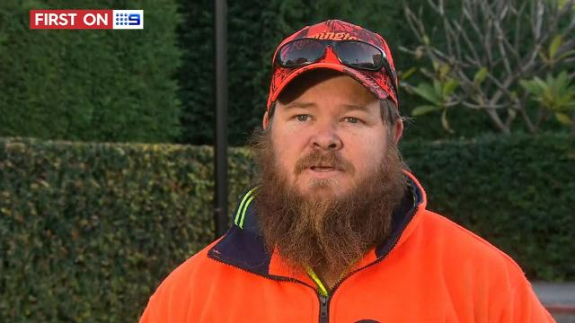Man who filmed shocking Lake Macquarie road rage attack speaks out