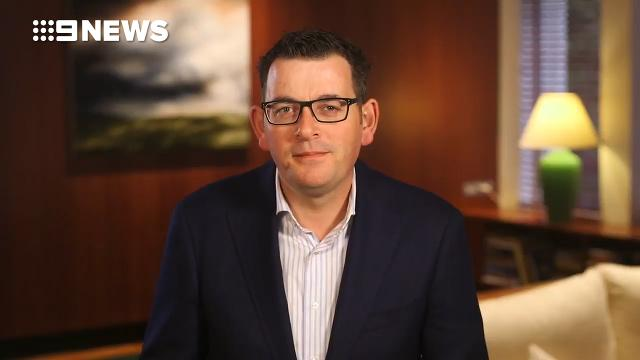 Watch as Premier Daniel Andrews announces he will introduce an assisted dying bill to parliament