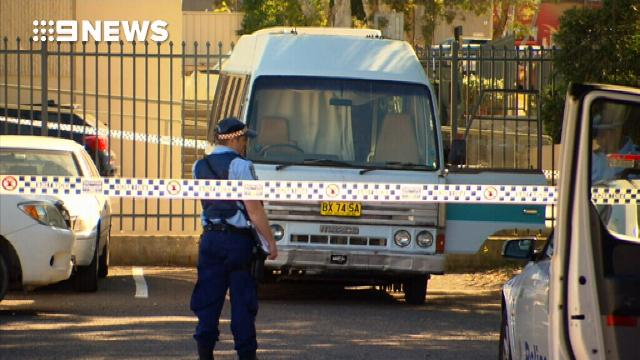 Body found in Sydney minibus