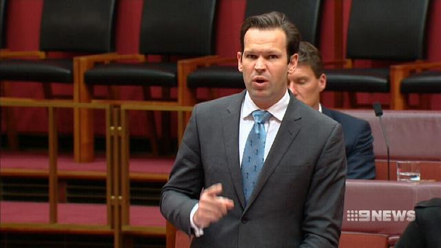 Minister claims mother signed him up for dual citizenship 10 years ago