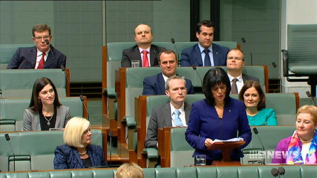 Liberal MP Julia Banks denies being a Greek citizen amid speculation