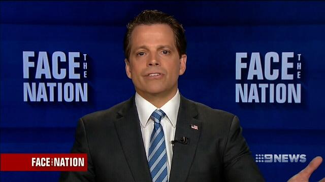 Trump's ousted communications director Anthony Scaramucci to stage live online event