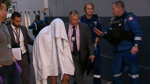 AFP release man arrested in counter-terrorism operation