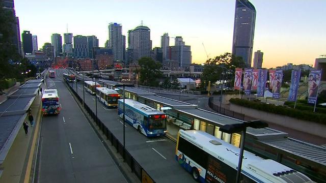 Brisbane bus drivers to strike today