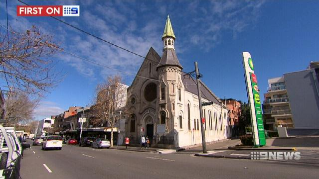 'Divine' heritage-listed church up for sale in Sydney