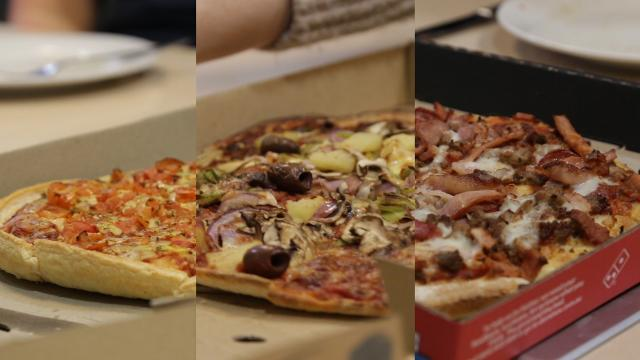 We taste tested pizzas from Australia's biggest pizza chains