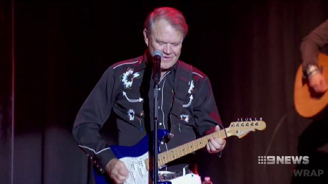 Glen Campbell remembered as one of the greatest talents of his time