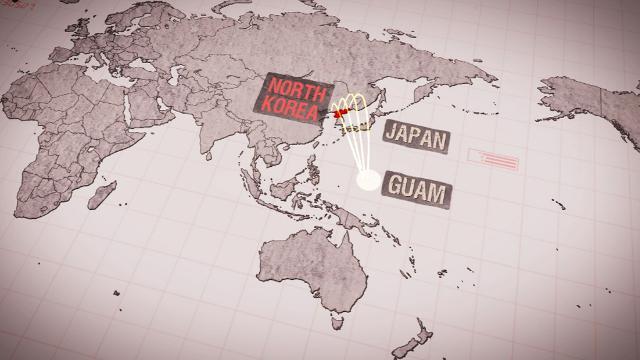 Fake social media post claims North Korea attack imminent