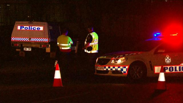 Man killed in crash after stabbing attack in Brisbane's south-west