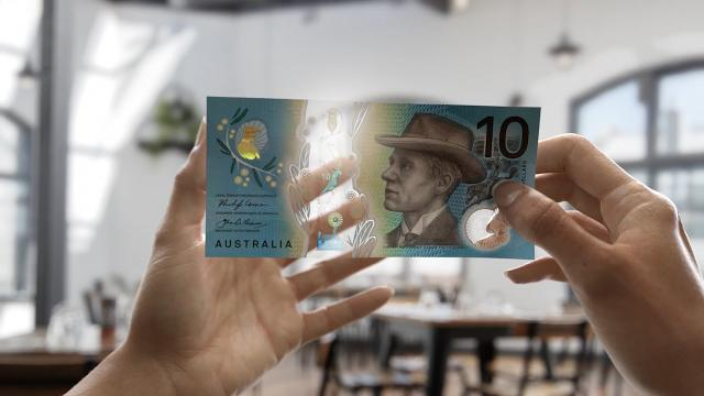 The new $10 note fighting counterfeiters
