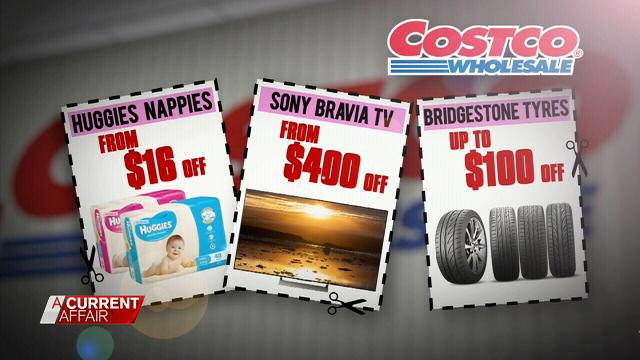 Costco coupons canberra