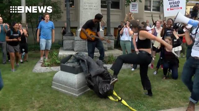 Thomas Jefferson's kin: Confederate statues belong elsewhere