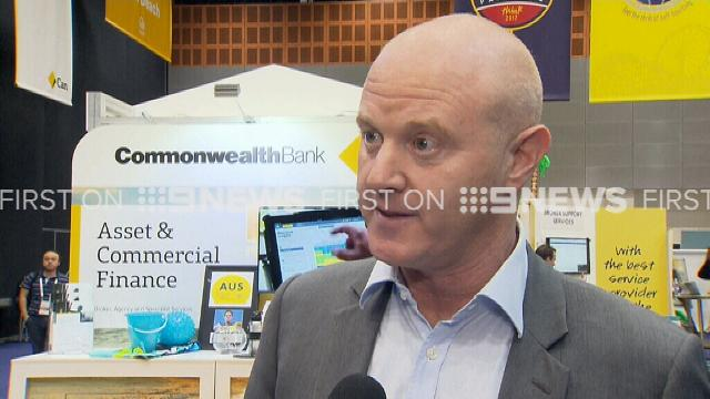 CommBank CEO Ian Narev on APRA inquiry