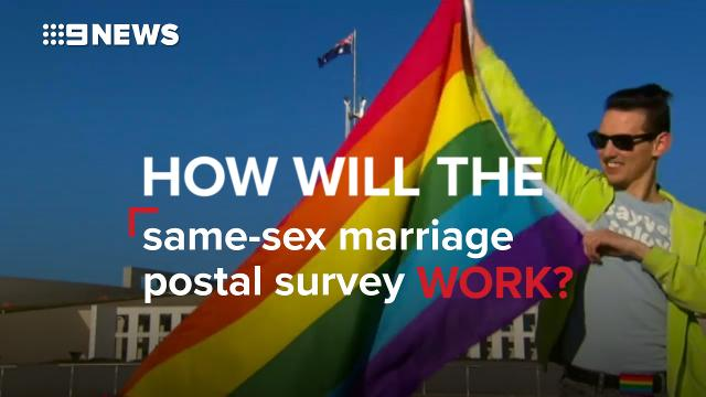 Legal action launched to halt Australia same-sex marriage vote