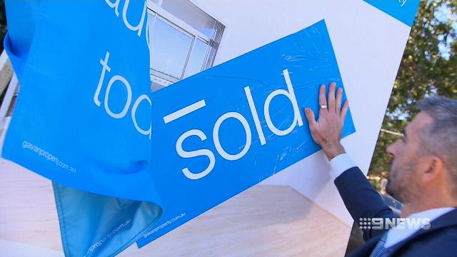 Spike in number of buyers in Sydney property market