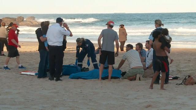 Touching Tribute For Man Who Drowned While Saving Children At The Beach