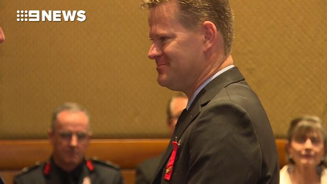 NT man receives bravery award for saving tourists trapped in floodwaters