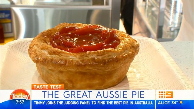 This is what it takes to be crowned Australia's best pie