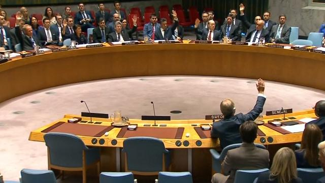 UNSC unanimously steps up sanctions against North Korea
