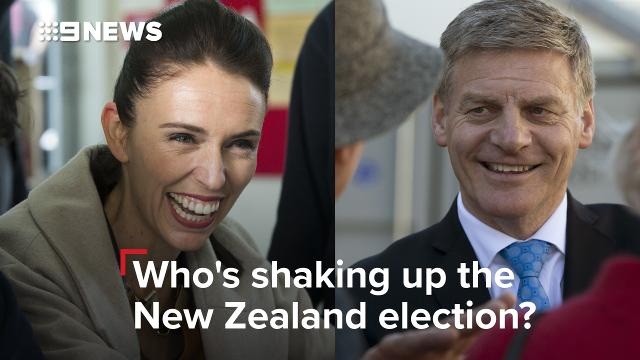 Who's shaking up the New Zealand election?