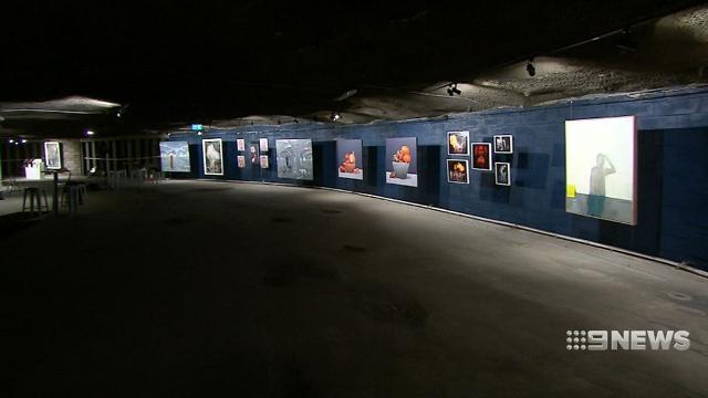Secret cave under Sydney landmark opened to public