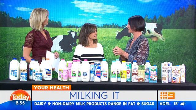 Nutritionist Dr. Joanna McMillan debunks the milk myths