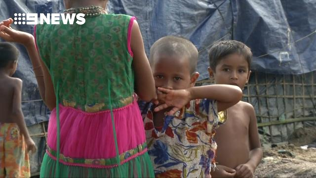 Bangladesh army steps up as Rohingya suffer heavy rain