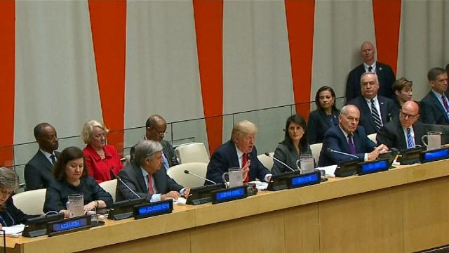 DPRK Foreign Minister Lashes out at Trump at UN