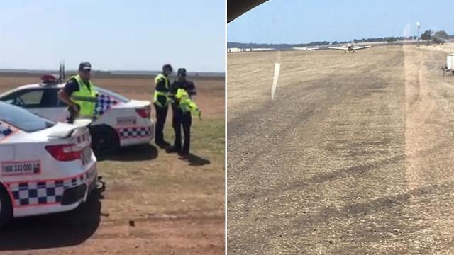 Two men die in QLD glider crash