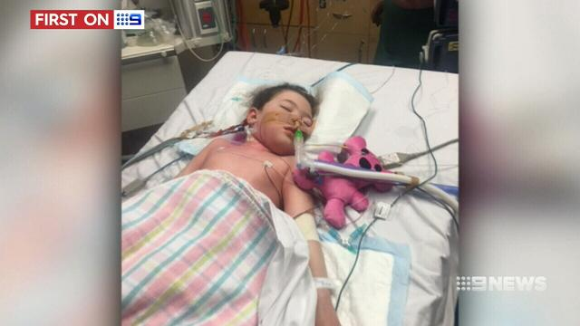 New mother in coma after contracting flu