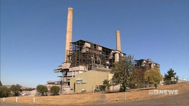 AGL opens Liddell power station to prove why it needs to close