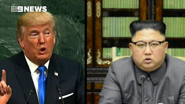 Kim Jong Un says Trump will 'pay dearly' for UN speech