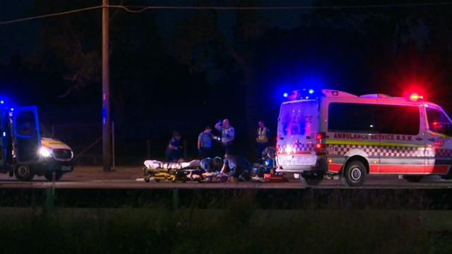 Hunt for driver after Sydney woman killed in hit and run