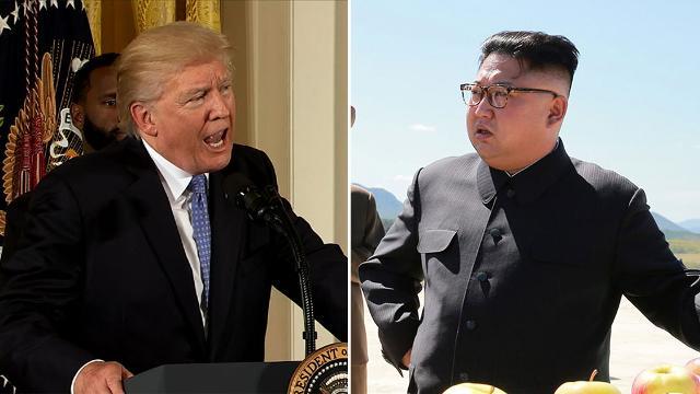 US prepared for North Korea military option: Trump